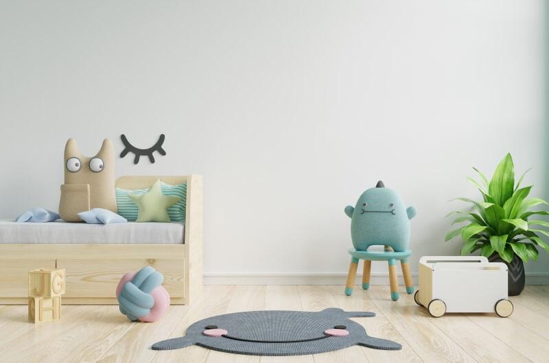 Decoração de quarto infantil   Blog da Tenda