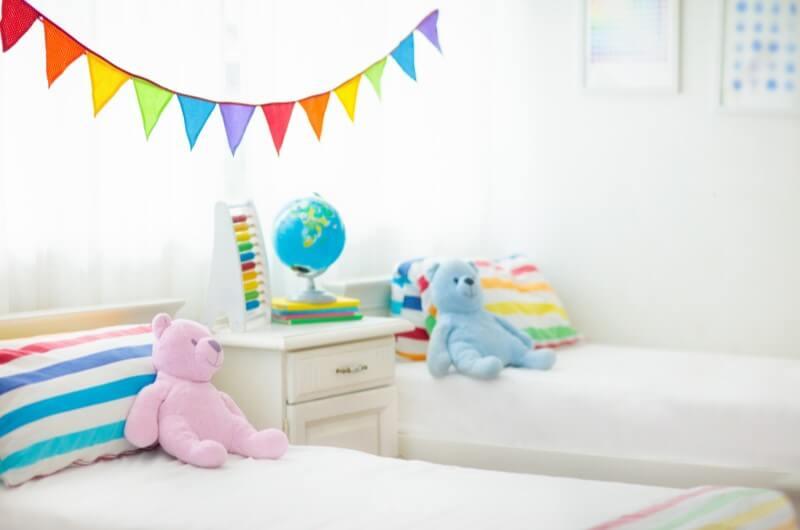 Decoração de quarto pequeno compartilhado | Blog da Tenda
