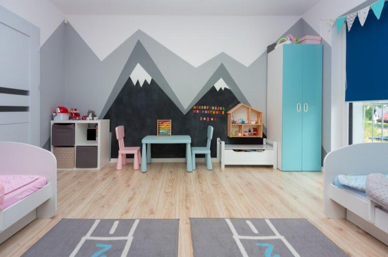 Decoração temática de quarto infantil | Blog da Tenda