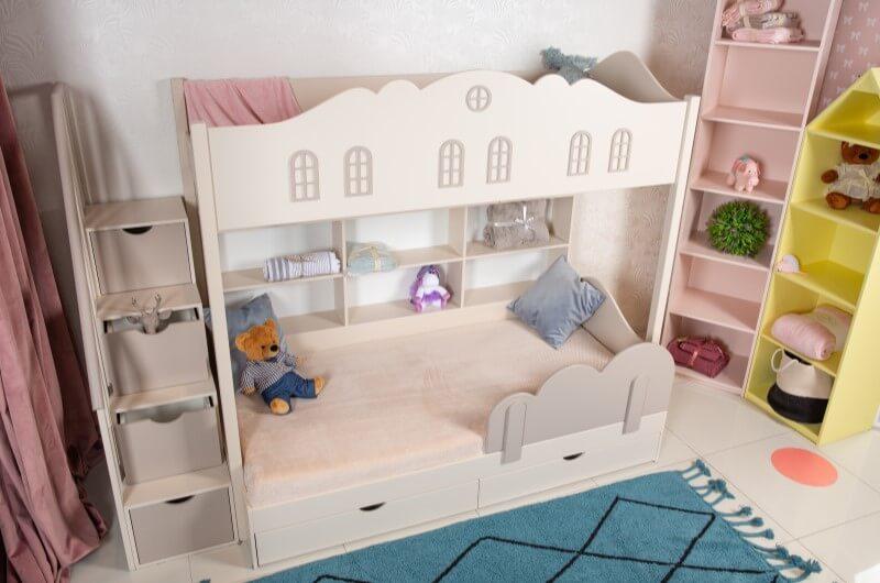 Espaço de quarto infantil | Decoração | Blog da Tenda