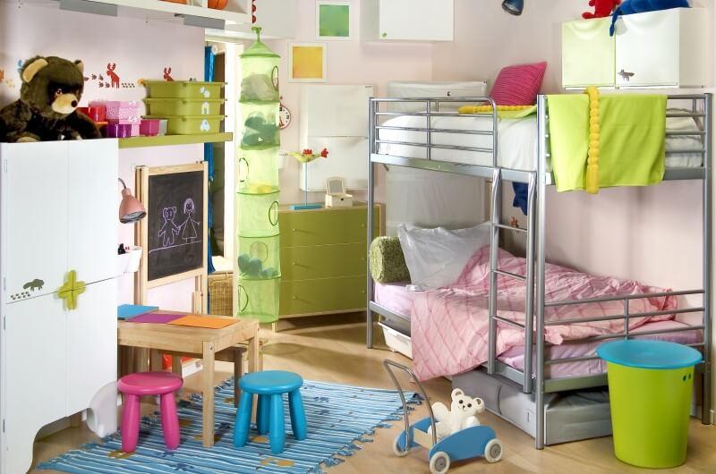 Organização de quarto pequeno | Decoração | Blog da Tenda